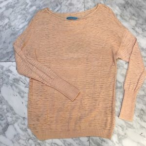 Alice + Olivia Tan Sweater Size Small